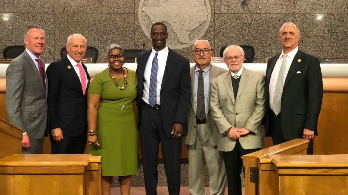 A Chief for Everyone: Floyd Mitchell to Lead Lubbock Police Department