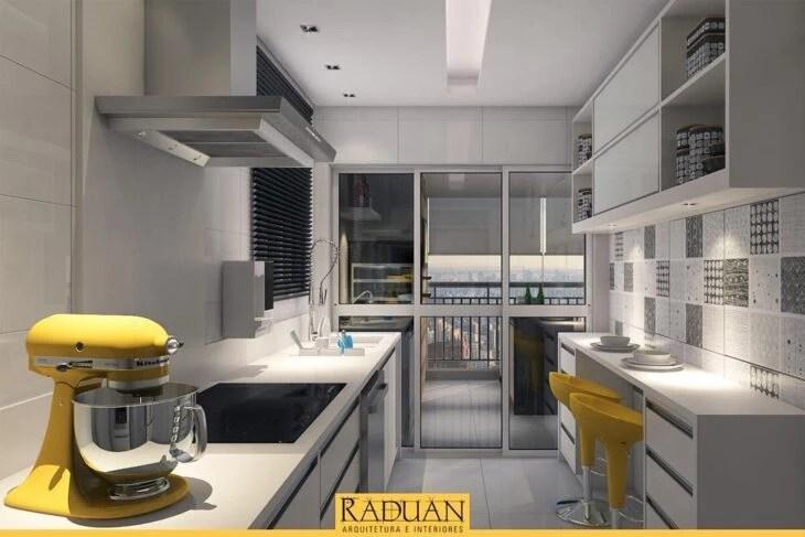 Foto: Reprodução / Raduan Arquitetura e Interiores