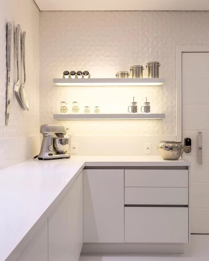 Foto: Reprodução / Monise Rosa Arquitetura e Interiores