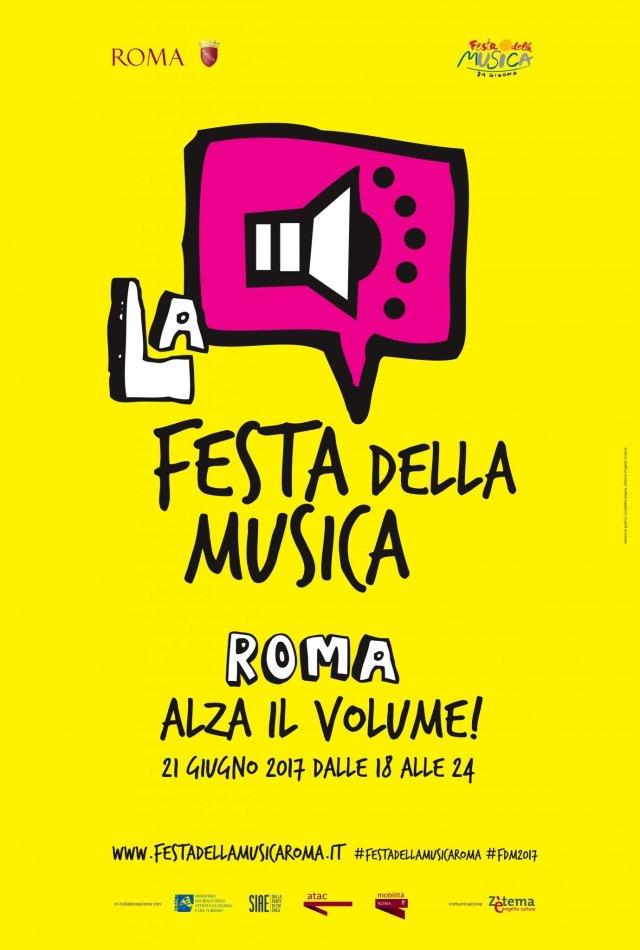 festa della musica 2017 roma