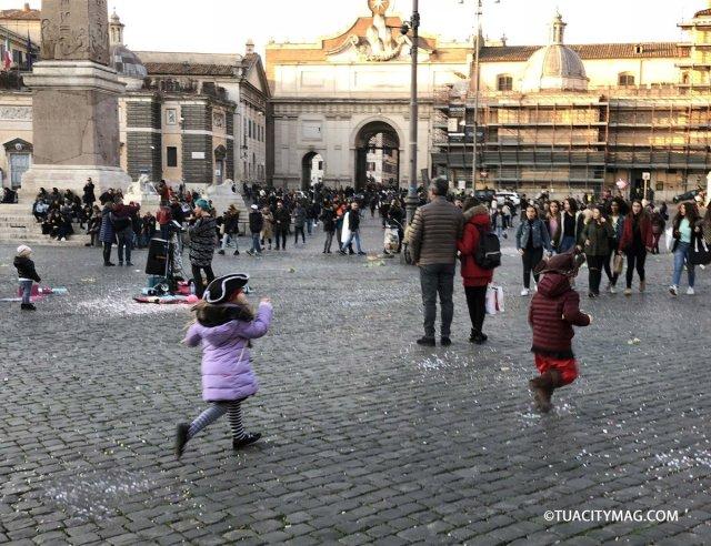 cosa fare a roma nel weekend di carnevale