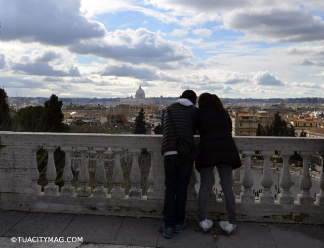 cosa fare a Roma nel weekend di San Valentino