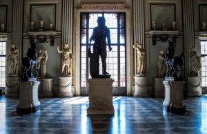 #iorestoacasa musei roma