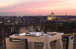 ristoranti terrazze roma