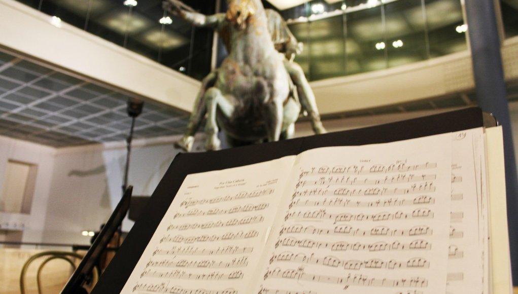musica nei musei