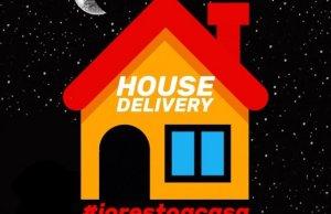 #Iorestoacasa house delivery
