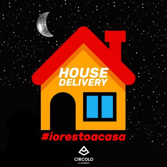 #Iorestoacasa house delivery