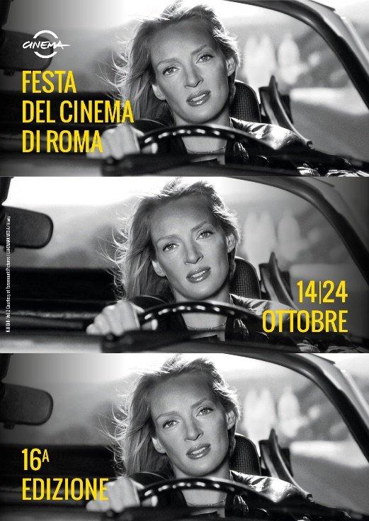 festa del cinema di roma uma thurman