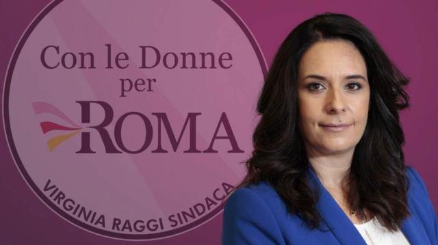 sara ciasco candidata elezioni amministrative roma 2021