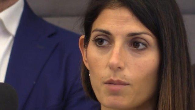 virginia raggi elezioni roma