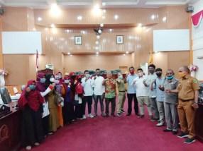 DPRD dan Pemkot Tual gratiskan biaya Rapid Test bagi 1.000 pelajar dan Mahasiswa Kota Tual