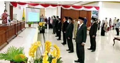 Walikota-Tual-lantik-sebelas-Pimpinan-Tinggi-Pratama-Kota-Tual