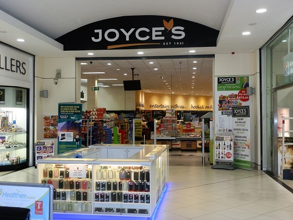 Joyce's Supermarket Store Front