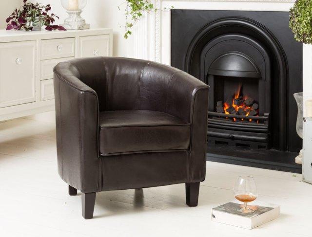 York tub chair