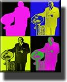 Bill Bell Warhol-style