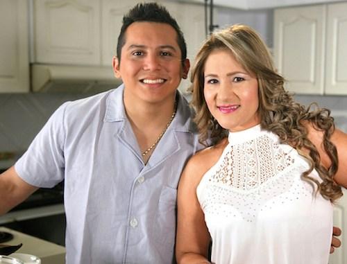 """Edwin Luna y Dora Libia graban en Colombia """"Como los gatos"""""""