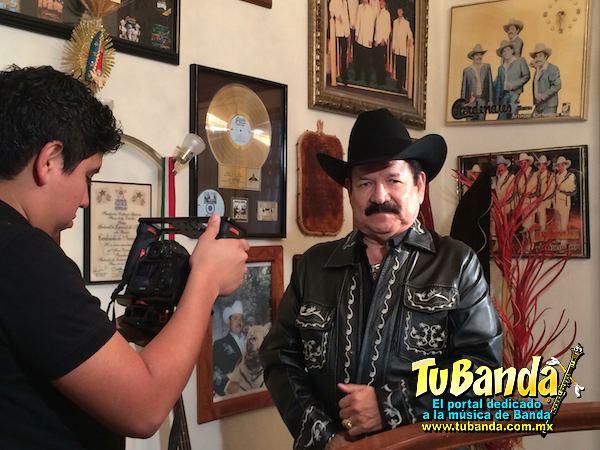 """Los Cardenales de Nuevo León graban el video de el sencillo """"Por las damas caballero"""""""