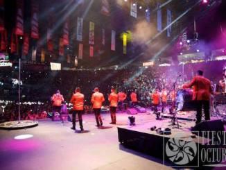La Inolvidable logra el éxito en las fiestas de octubre 2015 en Guadalajara