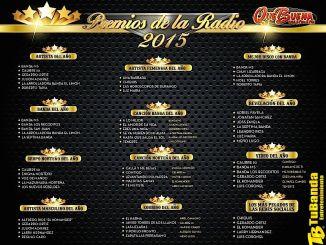 Ternas para los premios de la calle 2015