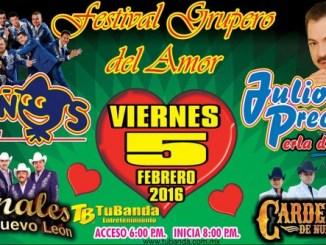 Festival Grupero del Amor