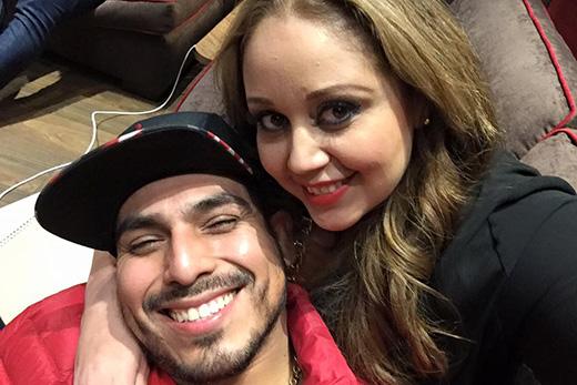 Espinoza Paz y Alejandra Orozco