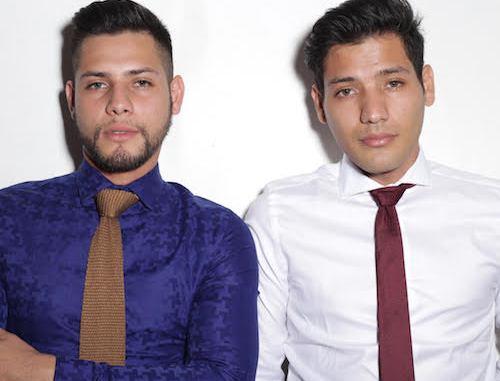 Pancho y Julio Barraza