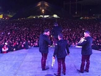 Banda MS en Moroleón