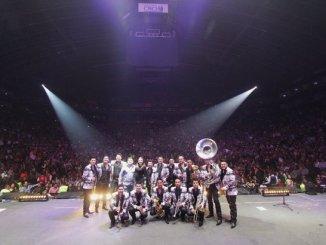 Banda MS En La Arena Monterrey 2016