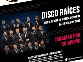 El Recodo - Latin Grammys 2016