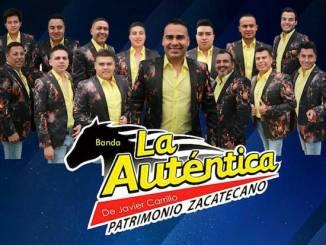 Banda La Autentica de Javier Carrillo