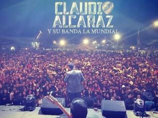 Banda La Mundial del Claudio Alcaraz