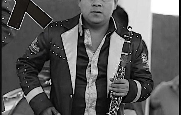 Virgilio Ruiz, líder de Banda Tierra Mojada es asesinado en Guanajuato.