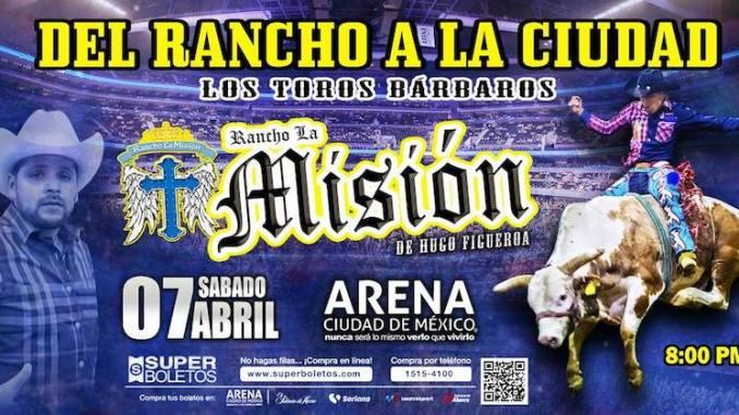 Rancho La Misión en Arena Ciudad de México