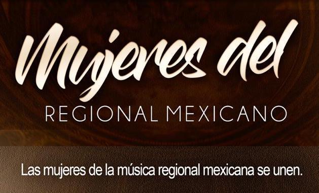 """""""Las mujeres del regional mexicano"""" se unen en un magno evento en el Teatro Metropolitan."""