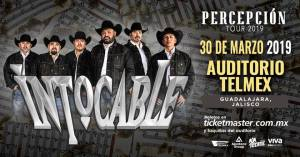 Intocable en Auditorio Telmex