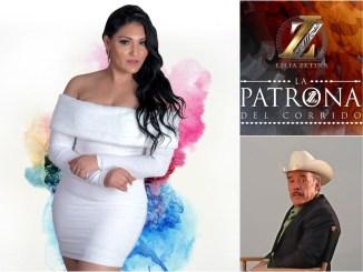 Pedro Rivera presenta a Lilia Zetina, su mas reciente descubrimiento musical