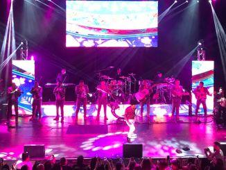 Christian Nodal se presentó con gran éxito en el House of Blues de Orlando, FL
