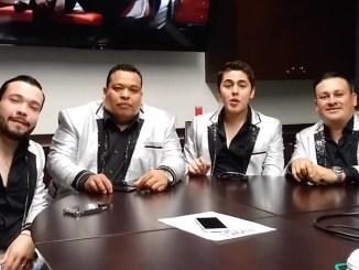 """Banda Los Sebastianes preparan disco de duetos y disfrutan el éxito de """"A través del vaso"""""""
