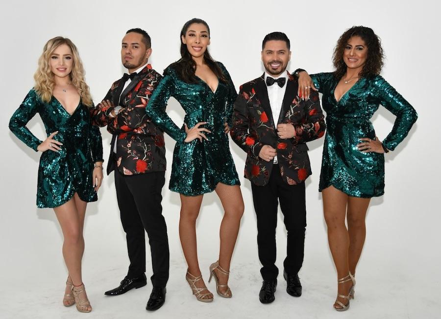 """La Sonora Dinamita de Lucho Argaín y Elsa López se encuentran de manteles largos lanzando a nivel nacional su nuevo sencillo titulado """"La roba maridos"""""""