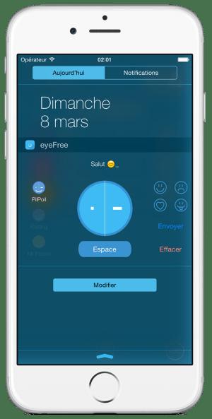 Image support  Widget - eyeFree