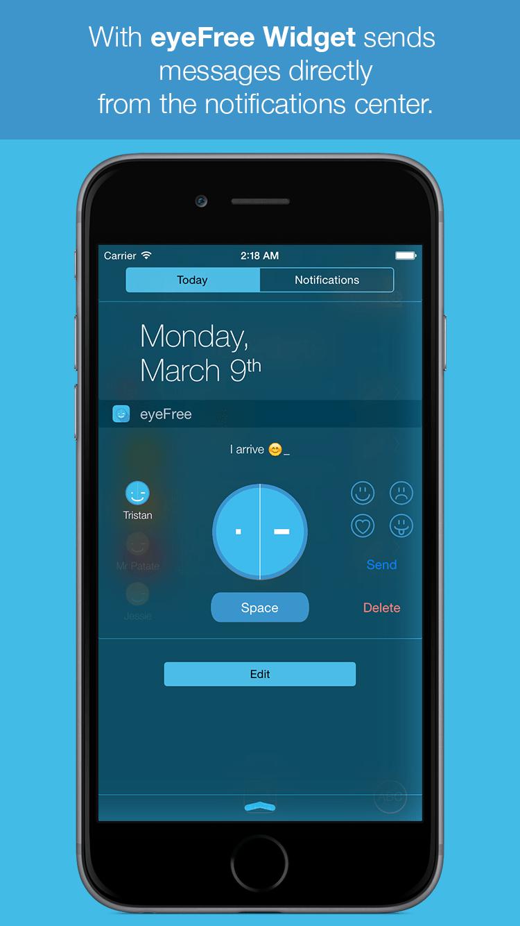 Screenshot 5 - eyeFree
