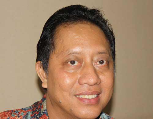 Dirjen Industri Unggulan Berbasis Teknologi Tinggi (IUBTT) Kementerian Perindustrian, Budi Darmadi