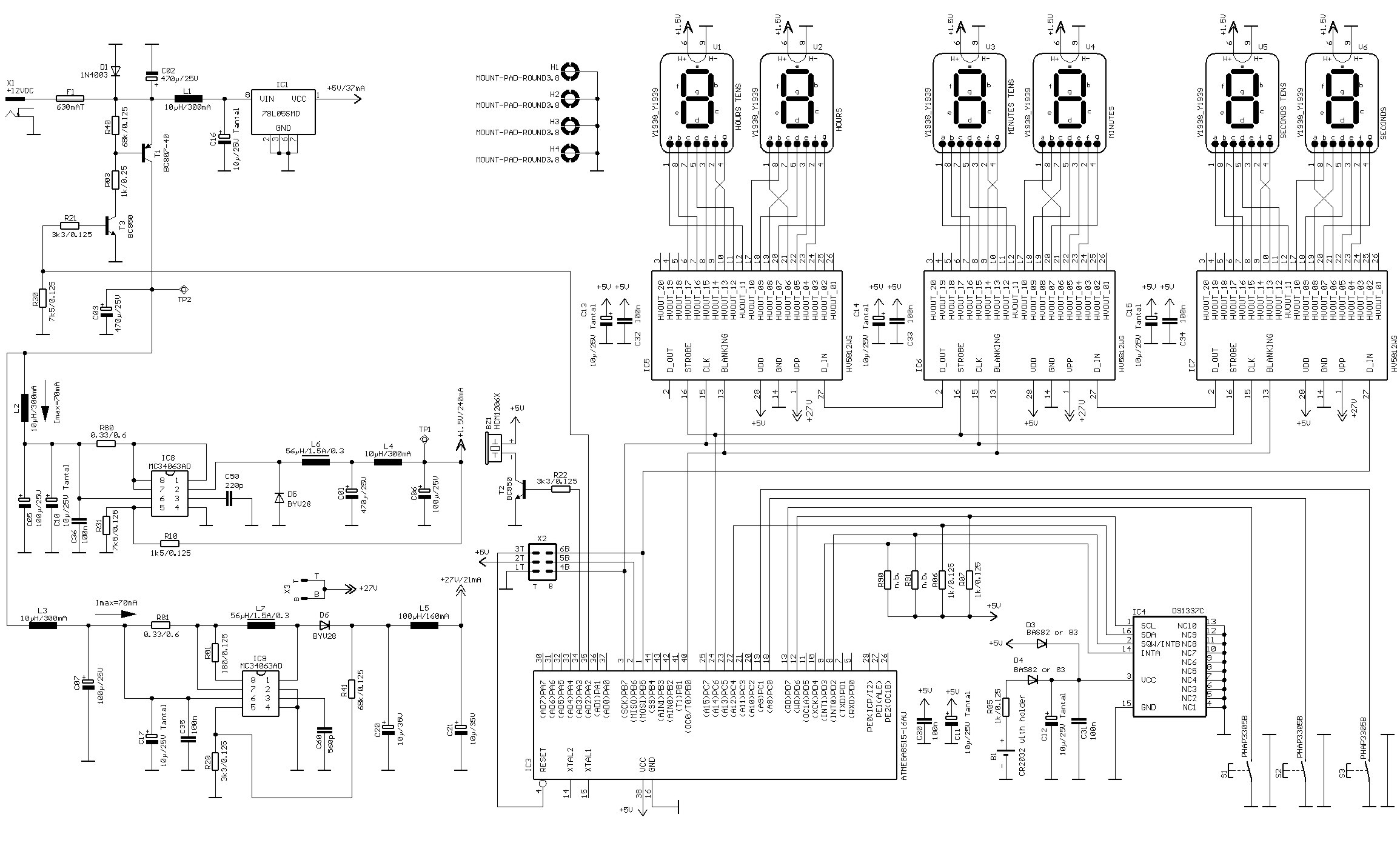 Step Dimming Led Wiring Diagram