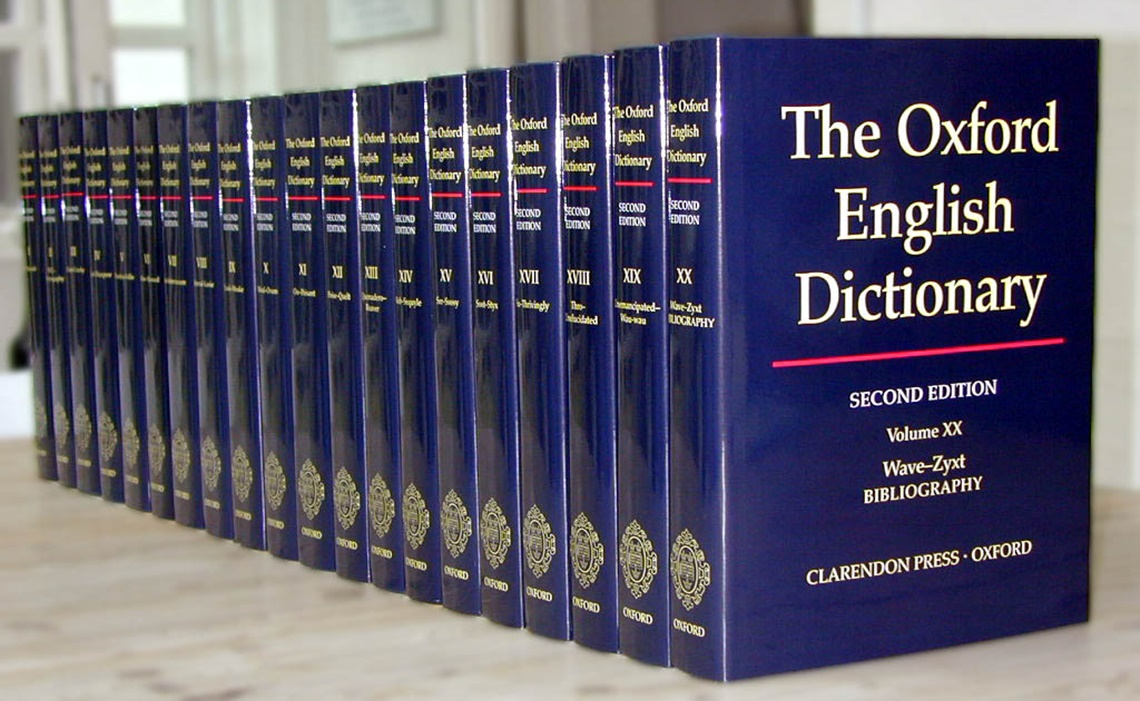 Image result for oxford english dictionary