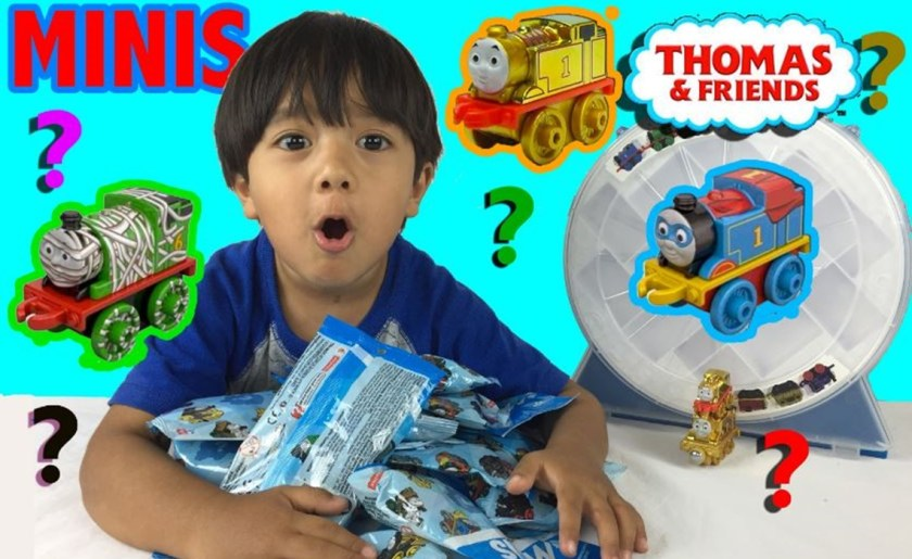 pocket.watch  partners like ryan toysreview and
