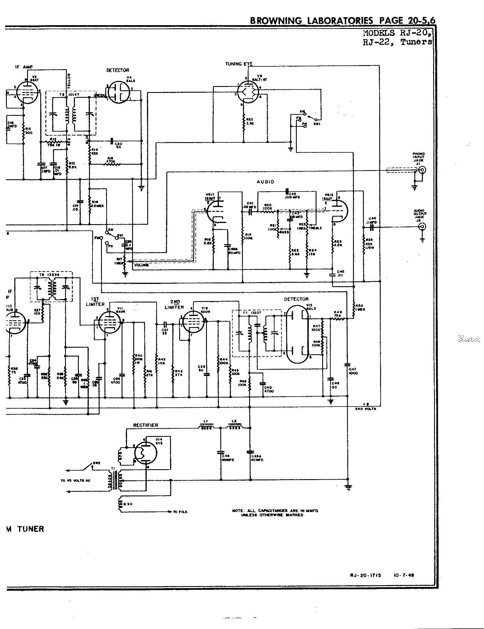 Browning Laboratories Inc Rj 20