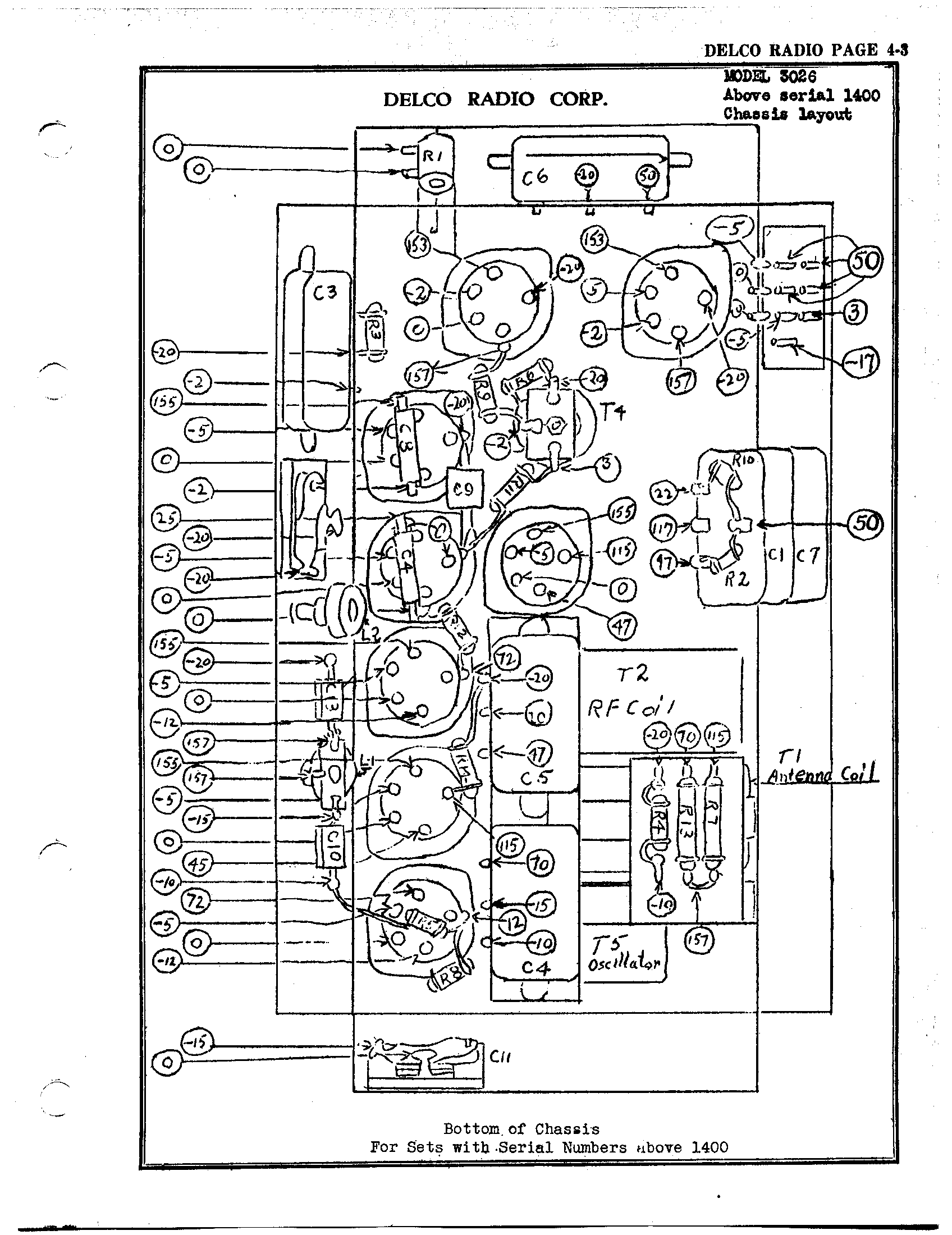 Diagram Wiring Diagram Delco Model 850 Full Version Hd