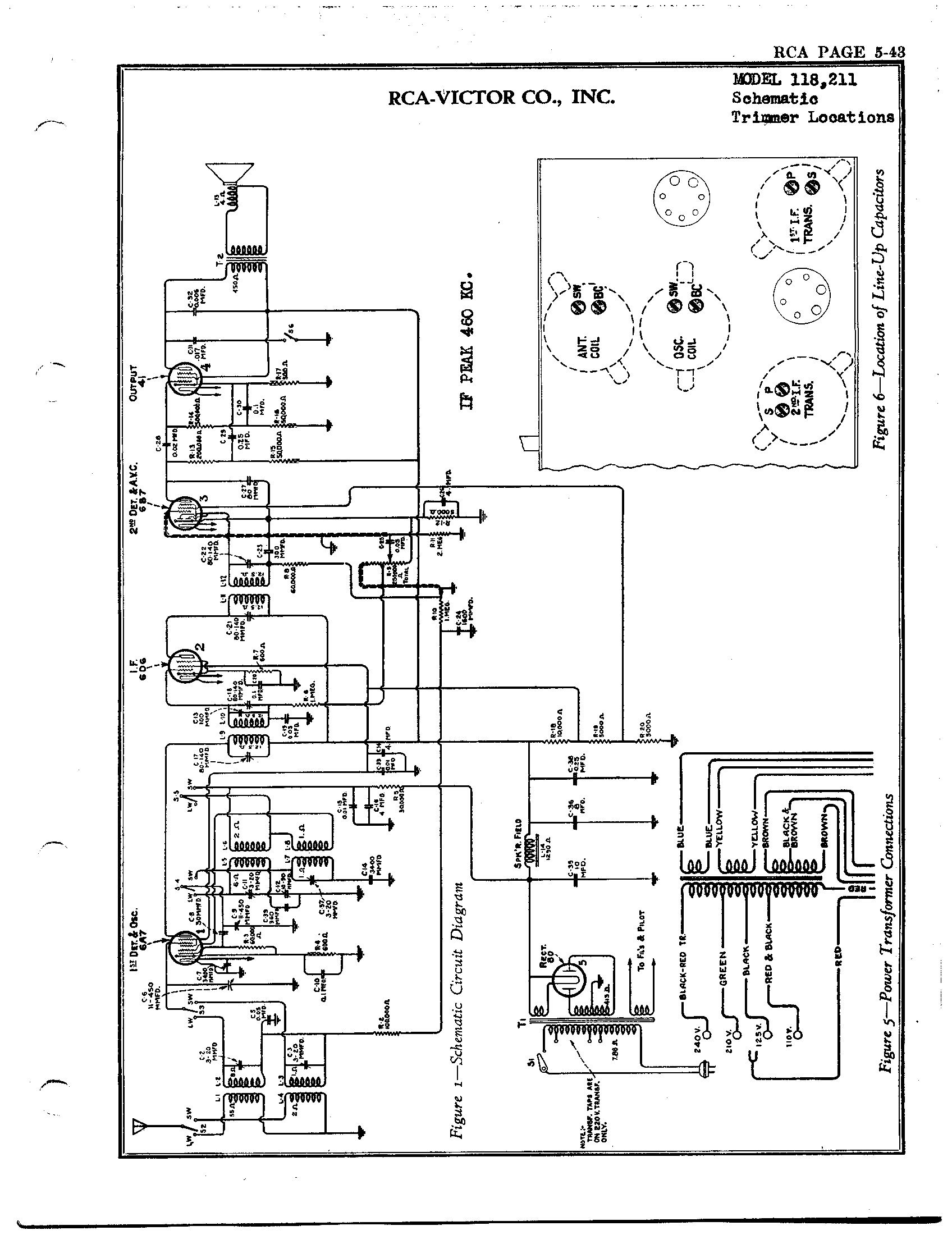 Speaker Volume Control Schematic
