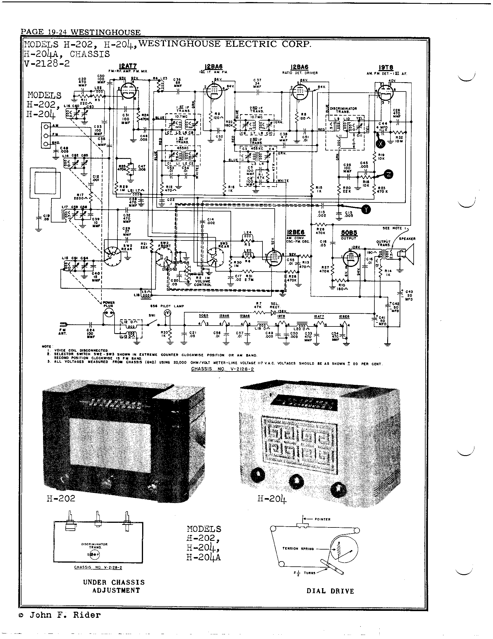 Westinghouse Electric Corp H 204