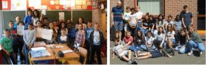 Des enfants créateurs d'histoires à l'école St Joseph